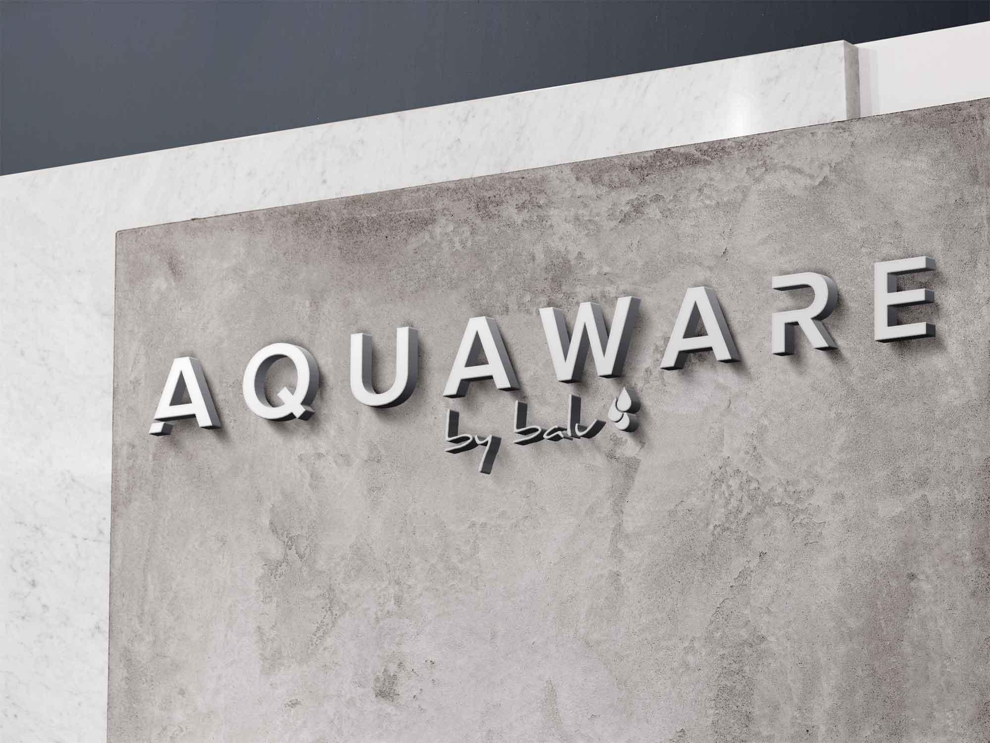 aquawaremuur